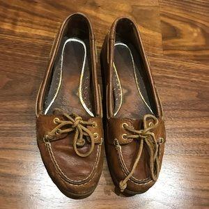 Sperry's boat shoe